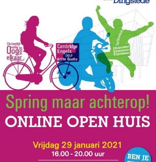 Online Open Huis