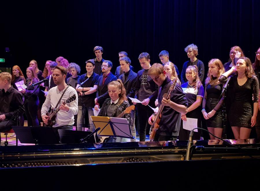 Prachtig concert in Ogterop