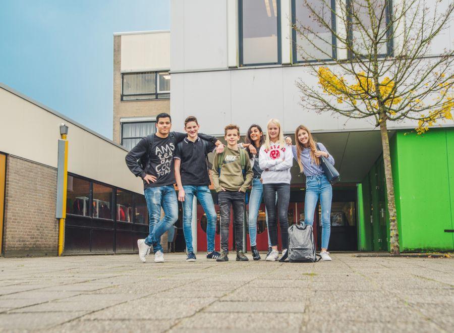 Dingstede meest opvallende school 2019!